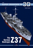 The German Destroyer Z 37