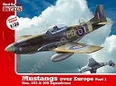 1/32  Mustangs over Europe Part 1 Nos. 303 & 309 Squadrons (kalkomanie)