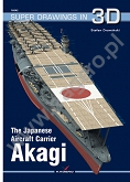 The Japanese Aircraft Carrier Akagi