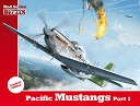 1/32 Pacific Mustangs Part 1 (kalkomanie)