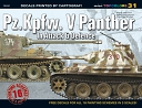 31 - Pz.Kpfw. V Panther In Attack & Defence (decals)