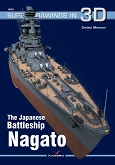 The Japanese Battleship Nagato
