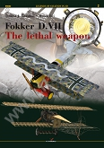 Fokker D. VII – the lethal weapon (hardcover)