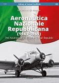 Aeronautica Nazionale Repubblicana (1943-1945). The Aviation Of The Italian Social Republic