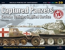 Captured Panzers German Vehicles in Allied Service (decals)