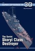 The Soviet Skoryi Class Destroyer