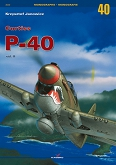 40 - Curtiss P-40 vol. II (without decals)