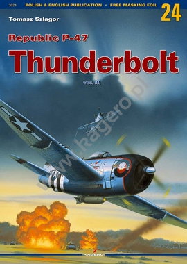 24 - Republic P-47 Thunderbolt vol.III (without decals)