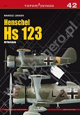 Henschel Hs 123. All Versions