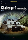 09 - Challenger 1 Main Battle Tank vol. I