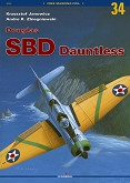 34 - Douglas SBD Dauntless (without decals)